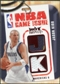 2008/09 Upper Deck Hot Prospects NBA Game Issue Jerseys Red #NBAJK Jason Kidd 25/25