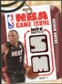 2008/09 Upper Deck Hot Prospects NBA Game Issue Jerseys Red #NBASM Shawn Marion /25