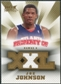 2008/09 Upper Deck Hot Prospects Property of Jerseys #POJJ Joe Johnson /199
