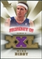 2008/09 Upper Deck Hot Prospects Property of Jerseys #POMB Mike Bibby /199