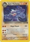 Pokemon Team Rocket Single Dark Machamp 10/82