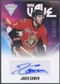 2011/12 Panini Titanium #22 Jared Cowen New Wave Auto