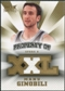 2008/09 Upper Deck Hot Prospects Property of Jerseys #POMG Manu Ginobili /199