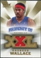 2008/09 Upper Deck Hot Prospects Property of Jerseys #PORW Rasheed Wallace /199
