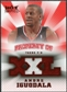 2008/09 Upper Deck Hot Prospects Property of Jerseys Red #POAI Andre Iguodala 13/25
