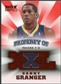 2008/09 Upper Deck Hot Prospects Property of Jerseys Red #POGR Danny Granger 01/25