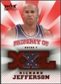 2008/09 Upper Deck Hot Prospects Property of Jerseys Red #PORJ Richard Jefferson 12/25
