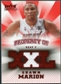 2008/09 Upper Deck Hot Prospects Property of Jerseys Red #POSM Shawn Marion 17/25