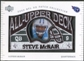 2003 UD Patch Collection All Upper Deck Patches #UD3 Steve McNair