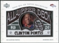 2003 UD Patch Collection All Upper Deck Patches #UD17 Clinton Portis