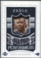 2003 Upper Deck UD Patch Collection #155 Marshall Faulk AP