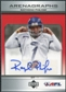 2006 Upper Deck AFL Arenagraphs #RP Raymond Philyaw Autograph