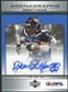 2006 Upper Deck AFL Arenagraphs #RT Robert Thomas Autograph