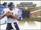 2006 Upper Deck SPx Winning Materials #WMVKO Kyle Orton