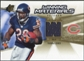 2006 Upper Deck SPx Winning Materials #WMVTJ Thomas Jones