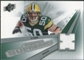 2006 Upper Deck SPx Rookie Swatch Supremacy #SWAH A.J. Hawk
