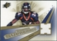 2006 Upper Deck SPx Swatch Supremacy #SWCB Champ Bailey