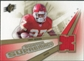 2006 Upper Deck SPx Swatch Supremacy #SWJO Larry Johnson