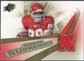 2006 Upper Deck SPx Swatch Supremacy #SWTG Tony Gonzalez