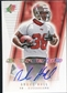 2006 Upper Deck SPx Super Scripts Autographs #SSHA Andre Hall Autograph