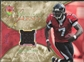 2006 Upper Deck Ultimate Collection Jerseys Spectrum #ULMV Michael Vick /40