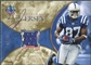 2006 Upper Deck Ultimate Collection Jerseys Spectrum #ULRW Reggie Wayne /40