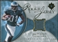 2006 Upper Deck Ultimate Collection Rookie Jerseys Silver #URJA Jason Avant /75