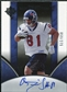 2006 Upper Deck Ultimate Collection #243 Owen Daniels RC Autograph /275