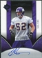 2006 Upper Deck Ultimate Collection #245 Chad Greenway RC Autograph /275
