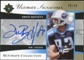 2006 Upper Deck Ultimate Collection Ultimate Signatures #USDB Drew Bennett Autograph /99