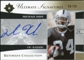 2006 Upper Deck Ultimate Collection Ultimate Signatures #USMH Michael Huff Autograph /99