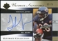 2006 Upper Deck Ultimate Collection Ultimate Signatures #USTH Thomas Jones Autograph /75
