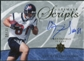 2006 Upper Deck Ultimate Collection Ultimate Scripts #USCOD Owen Daniels Autograph /35