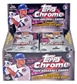 2015 Topps Chrome Baseball Jumbo Box