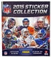 2015 Panini NFL Football Sticker Box & Album