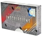 2015 Upper Deck Inscriptions Football Hobby 16-Box Case