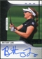 2012 Upper Deck SP Authentic #101 Brittany Lang Autograph /699