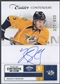 2011/12 Panini Contenders #230 Blake Geoffrion Rookie Auto #320/800