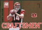 2011 Panini Donruss Elite Craftsmen Gold #26 Andy Dalton BF
