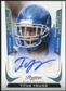2011 Panini Prestige Draft Picks Rights Autographs #296 Titus Young 75/99