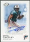 2011 Topps Legends Rookie Autographs #RADT Daniel Thomas