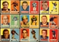 1957 Topps Football Starter Set (113 Cards) EX-MT