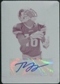 2011 Topps Supreme Rookie Autographs Printing Plates Magenta #SRATY Titus Young Autograph 1/1