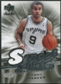 2007/08 Upper Deck Sweet Shot Sweet Stitches #PA Tony Parker