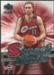 2007/08 Upper Deck Sweet Shot Sweet Stitches #ZI Zydrunas Ilgauskas
