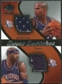 2007/08 Upper Deck Sweet Shot Sweet Swatches Dual #CJ Richard Jefferson Vince Carter