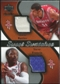 2007/08 Upper Deck Sweet Shot Sweet Swatches Dual #FB Shane Battier/Steve Francis