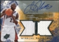 2004/05 Upper Deck SPx Winning Materials Autographs #JA Jason Richardson /100