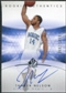 2004/05 Upper Deck SP Authentic #168 Jameer Nelson Autograph /1499