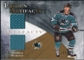 2010/11 Upper Deck Artifacts Frozen Artifacts #FAPM Patrick Marleau /150